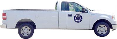 extermination truck